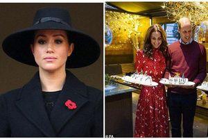 Hiếm hoi xuất hiện trên truyền hình, Công nương Kate gây choáng ngợp bởi vẻ đẹp rực rỡ, khiến em dâu Meghan xấu hổ ê chề vì điều này