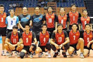 Lịch thi đấu bóng chuyền nam SEA Games 30