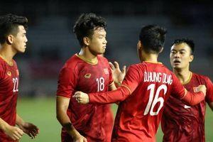 Thắng liền 3 trận, tuyển U22 Việt Nam vẫn có nguy cơ bị loại ở SEA Games 30