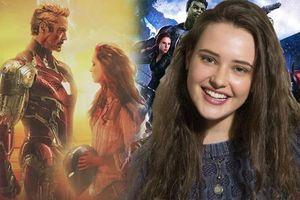 Con gái Tony Stark chia sẻ về đoạn phim bị cắt của mình trong Endgame