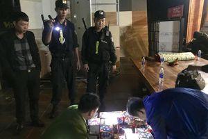 Quảng Bình: Bắt đối tượng tàng trữ trái pháp pháo