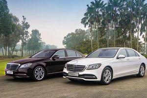 Giá xe ô tô Mercedes mới nhất tháng 12/2019: V-Class có thêm phiên bản mới, giá tăng nhẹ