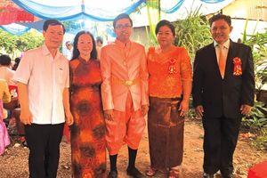 Việt Nam - Campuchia: 'Ươm mầm hữu nghị'