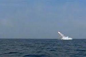 Iran khoe sản xuất hàng loạt tên lửa hành trình phóng từ tàu ngầm
