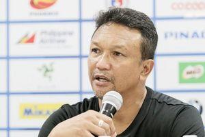 HLV Singapore hài lòng vì chỉ thua 1 bàn trước đối thủ mạnh như U22 Việt Nam