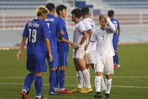 Thi đấu quả cảm, Lào suýt phá tan kế hoạch của HLV Nishino