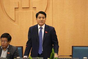 Chủ tịch TP Hà Nội: Công tác tuyên truyền có vấn đề