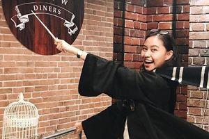 Tiệm cà phê tựa xứ sở Harry Potter ở Philippines