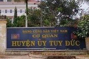 Không khởi tố vụ Chánh văn phòng Huyện ủy đánh tài xế
