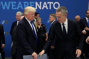 TT Trump công kích Pháp ngay đầu 'tiệc sinh nhật' tuổi 70 của NATO