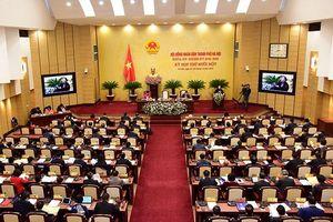 Khai mạc Kỳ họp thứ 11 HĐND TP Hà Nội khóa XV