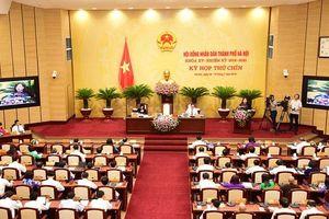 Phó Chủ tịch Quốc hội Uông Chu Lưu: 'Đề nghị Hà Nội sớm xây dựng, trình đề án về cơ chế đặc thù để thí điểm mô hình chính quyền đô thị'