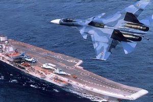 Thiếu tiền, Nga chỉ mơ tàu sân bay sau 15 năm nữa