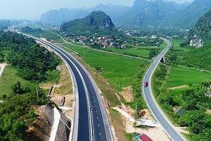 Đề xuất cho lưu thông miễn phí trên cao tốc Bắc Giang-Lạng Sơn đến trước Tết Dương lịch