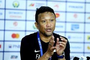 HLV Fandi Ahmad: U22 Việt Nam là đội bóng mạnh