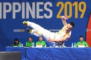 Nhật ký SEA Games 30: Ngày thi đấu thành công của Wushu Việt Nam