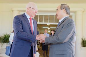 TPHCM thúc đẩy hợp tác giáo dục - dạy nghề với Australia