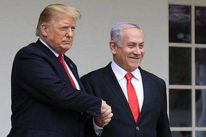 Thủ tướng Netanyahu: 'Dường như Mỹ không phản đối việc Israel sáp nhập Thung lũng Jordan'