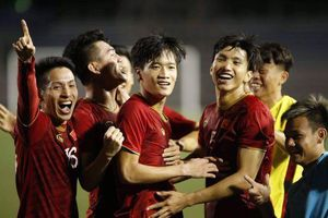 U22 Việt Nam - U22 Singapore: 'Sư tử non' khó lòng cản được 'cơn lốc đỏ'