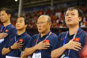 U22 Việt Nam 1-0 U22 Singapore: Chiến thắng đầy toan tính của thầy Park