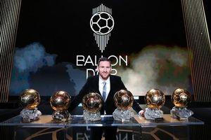 Vượt qua Van Dijk và Ronaldo, Lionel Messi đoạt 'Quả bóng Vàng 2019'