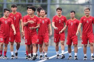 Nếu tối nay đấu với Singapore trong mưa bão, U23 Việt Nam sẽ thế nào?