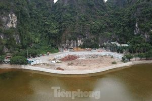 Dự án lấn hồ điều hòa, Quảng Ninh liên tục phê duyệt rồi lại tạm dừng