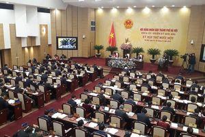 Khai mạc Kỳ họp thứ 11 HĐND thành phố Hà Nội: Nhiều vấn đề được thảo luận