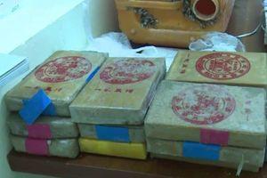 Chặt đứt đường dây ma túy 'khủng' từ Lào về Nghệ An