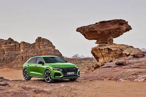 Ở địa hình kỳ vĩ, siêu SUV Audi RS Q8 2020 đẹp một cách ngoạn mục