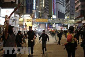 Mỹ kêu gọi Trung Quốc tôn trọng cam kết về Hong Kong
