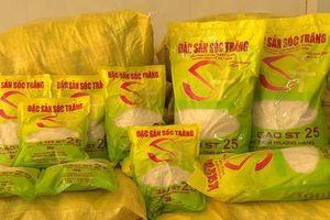 Thận trọng với gạo mạo danh ST25 trên thị trường