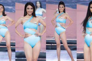 Hoa hậu Hoàn vũ Việt Nam: Loạn nhịp với phần thi bikini nóng bỏng