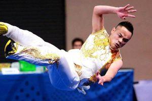 Video bài thi giúp Phạm Quốc Khánh thành 'quyền vương' SEA Games 30