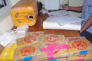 Bộ Công an điều tra vụ ma túy có chữ Trung Quốc dạt vào bờ biển miền Trung