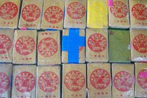 Phát hiện thêm 21 gói nghi ma túy trôi dạt vào bờ biển ở Huế