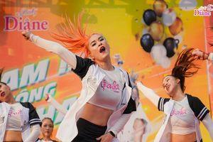Dàn hot girl Hà thành hội ngộ trong sự kiện nhảy zumba