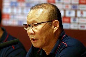 HLV Park Hang Seo: Thủ môn Nguyễn Văn Toản chơi bóng bổng tốt