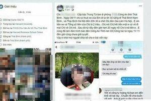 Nữ trung tá công an Thái Bình bị tố 'quỵt' 2 triệu đồng tiền taxi