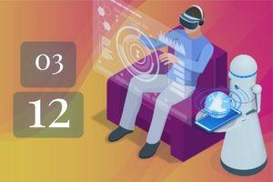 7 tin công nghệ bạn nên biết sáng nay (03/12)