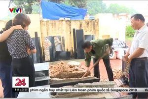 Bộ trưởng Đào Ngọc Dung yêu cầu làm rõ thông tin hàng loạt mộ liệt sỹ không có hài cốt ở Bắc Kạn