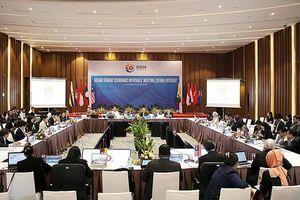 3 định hướng ưu tiên trong trụ cột kinh tế ASEAN