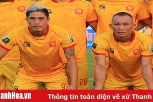 CLB Thanh Hóa chia tay 2 cầu thủ Nguyễn Thế Dương và Bùi Văn Long