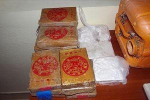 Bộ Công an vào cuộc vụ số ma túy 'khủng' có chữ Trung Quốc trôi dạt vào bờ biển