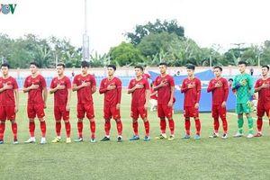 Đội hình dự kiến U22 Việt Nam gặp Singapore: Tiến Dũng vẫn bắt chính?