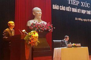 Bí thư Đà Nẵng: Công tác phòng, chống tham nhũng vẫn tiếp tục nóng