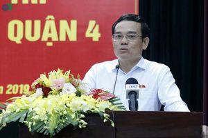 Cử tri TPHCM đề nghị xử lý mạnh tay với tội tham nhũng
