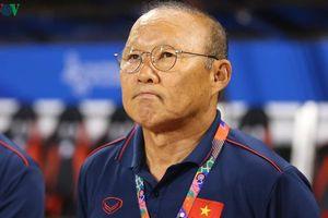 HLV Park Hang Seo nói gì sau trận thắng sít sao trước U22 Singapore?