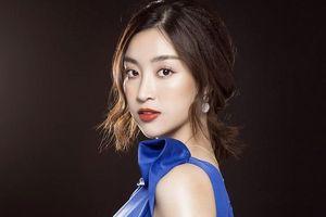 Hoa hậu Đỗ Mỹ Linh tham gia 'Tuần lễ thời trang và làm đẹp quốc tế'