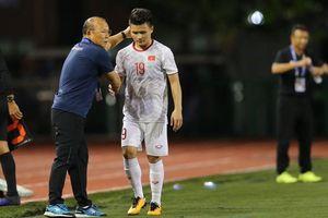 Ai thay đội trưởng Quang Hải ở cuộc đối đầu với Thái Lan?